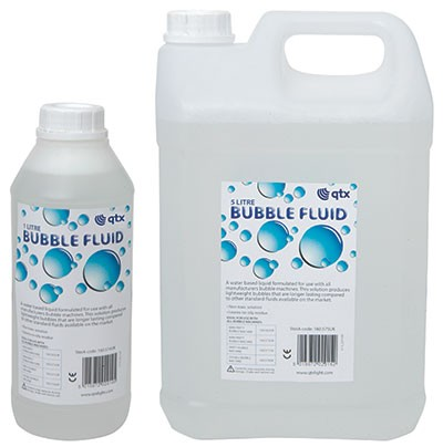 BUBBLE FLUID 5liter