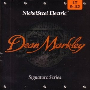 Dean Markley 2502 Nickel Steel Electric Guitar Strings 9-42 light