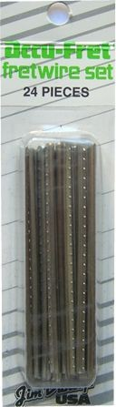 "DUNLOP ACCU-FRET 6170 Fretwire, package of 24 2-5/8"" pieces."