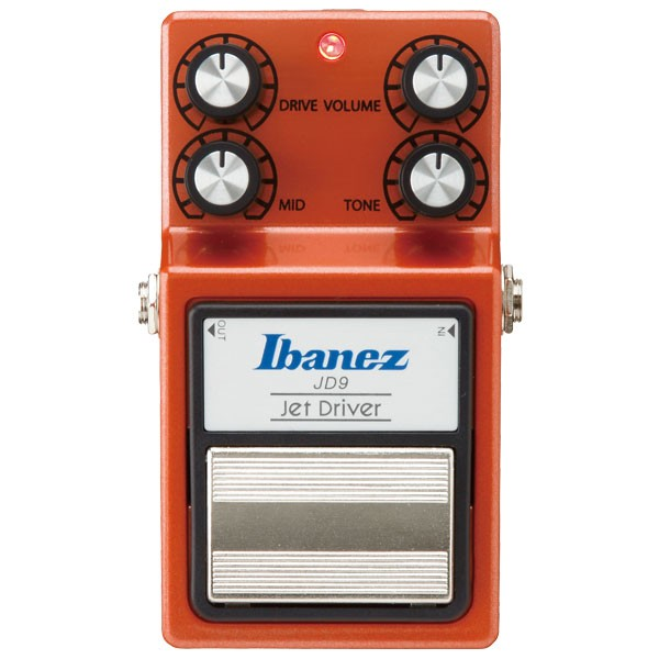 Ibanez JD-9 Jet Driver Distortion gitarpedal