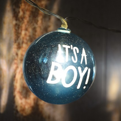 LED Baby Bauble Lights