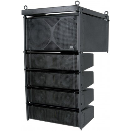 CLA-300 ACTIVE LINE ARRAY SPEAKER SYSTEM - 300W+300W rms