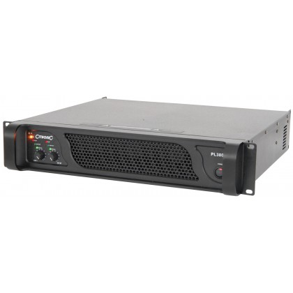 PL-SERIES POWERLITE SWITCH-MODE AMPLIFIERS