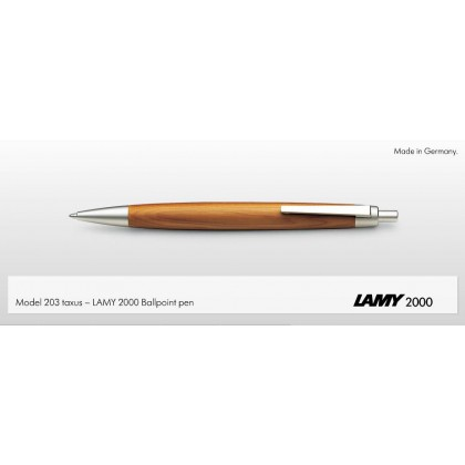 Model 203 taxus – LAMY 2000 Ballpoint pen