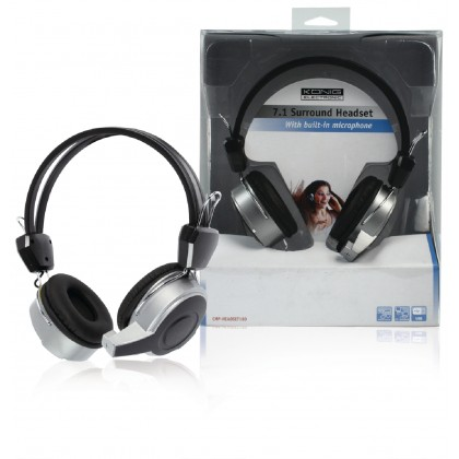 Kønig 7.1 surround-headset