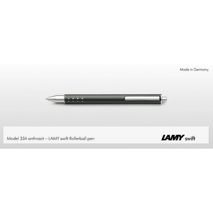 Model 334 anthrazit – LAMY swift Rollerball pen