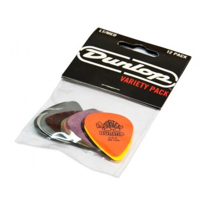 Dunlop PVP101 Variety Pack Light/Medium (12)