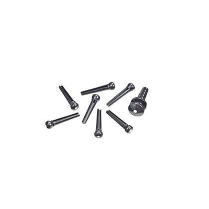 Planet Waves PWPS11 6 x Bridge pins 1 x Endpin, Set, Ivory