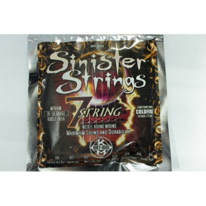 Sinister Strings Medium 10-56 7 strengs KQXS7-1056