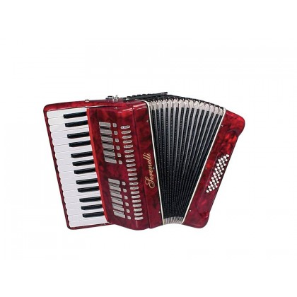 Serenelli Y-3232-R accordion 32 basses